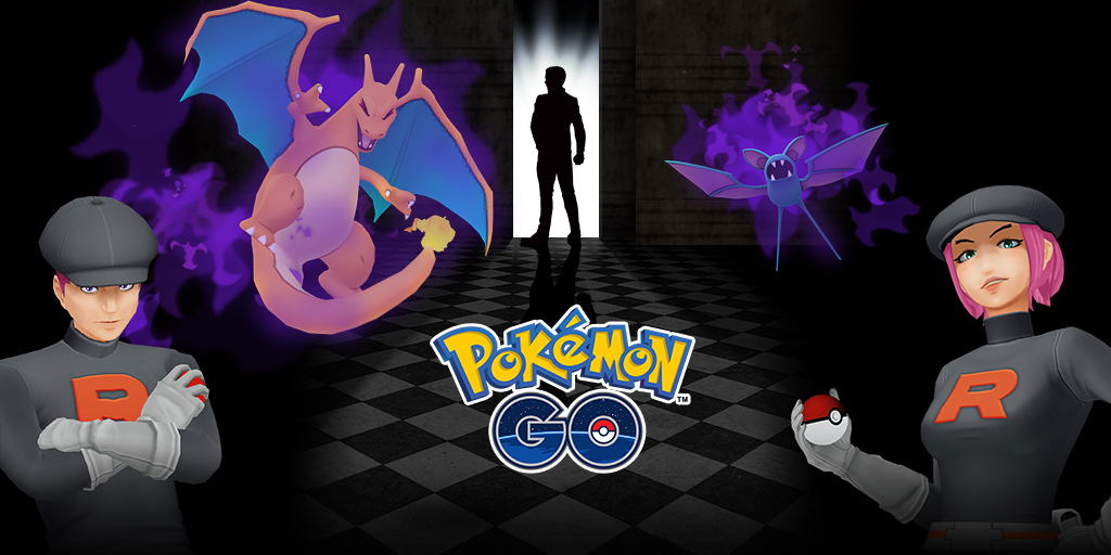 Pokemon Go: Team Go Rocket Grunts Dialogues and Counters