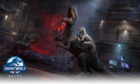 Jurassic World Alive: Proposed Feature - Bloodied Arena