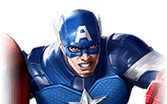 Marvel Super War Captain America