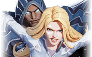 Marvel Super War Cloak & Dagger