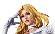 Marvel Super War Emma Frost