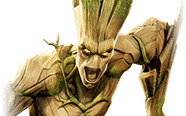 Marvel Super War Groot