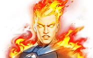 Marvel Super War Human Torch