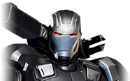 Marvel Super War War Machine
