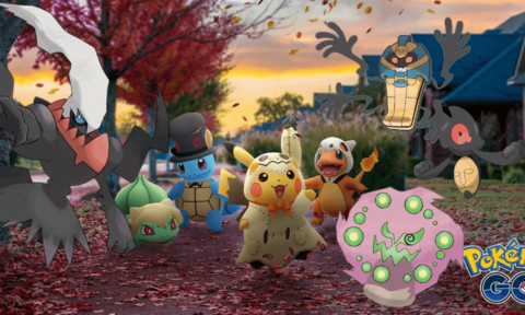 Pokemon Go Halloween Event New Research Tasks
