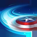 Captain America Liberty Rush