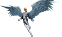 Marvel Super War Angel Hero
