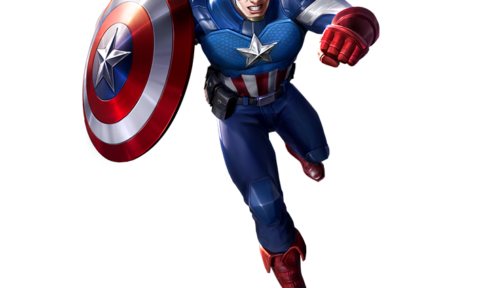 Marvel Super War Captain America Hero