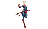 Marvel Super War: Captain Marvel Hero Guide 1
