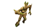 Marvel Super War Groot Hero