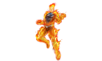 Marvel Super War Human Torch Hero