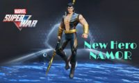 Marvel Super War Namor Joins The Battle