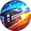 Star-Lord Elemental Blasters
