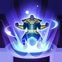 Thanos Titan Rage