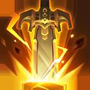 Heimdall Admonishing Blade