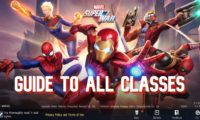 Marvel Super War Best Heroes For Each Role