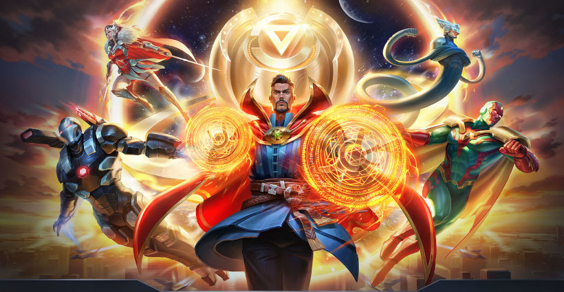 Marvel Super War Doctor Strange