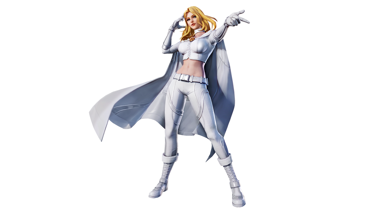 Marvel Super War: Emma Frost Hero Guide 2