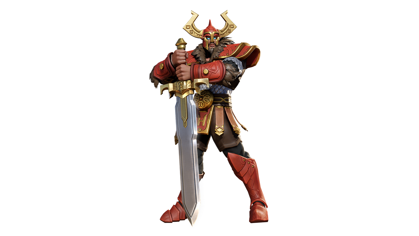 Marvel Super War Heimdall Hero