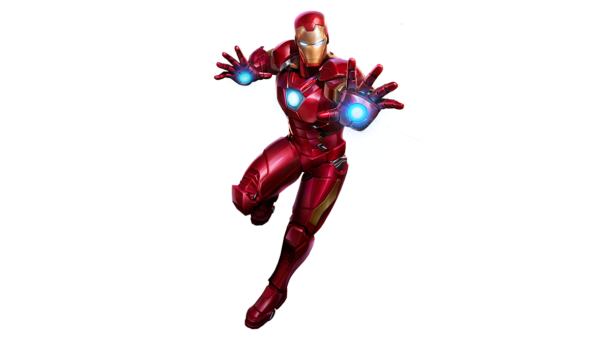 Marvel Super War Iron Man Hero