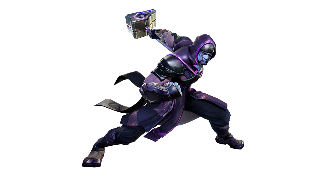 Marvel Super War Ronan Hero