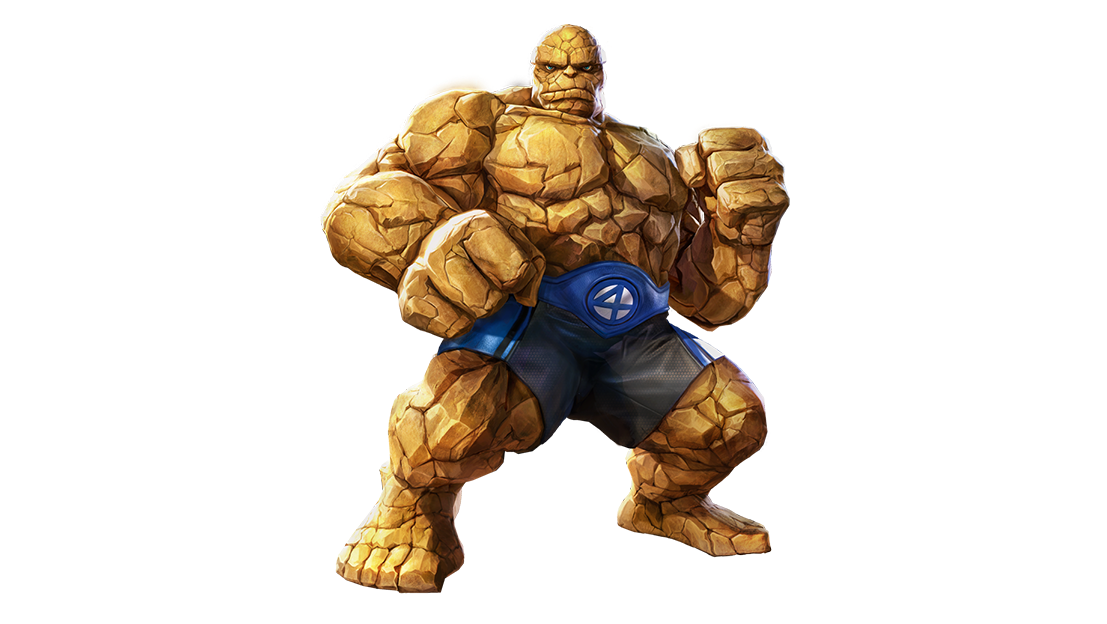 Marvel Super War The Thing Hero