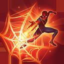 Spider Man Web Shot