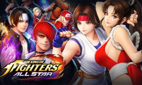 The King of Fighters ALLSTAR Reroll Guide and Tier List